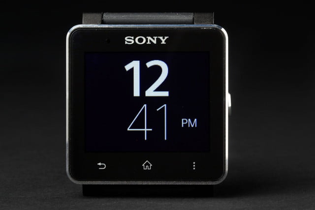 Sony SmartWatch 2 front
