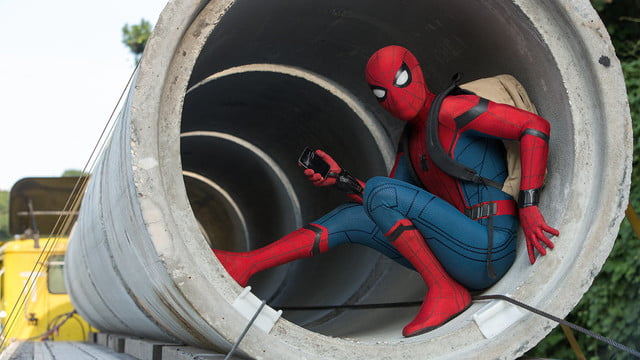 spider man homecoming review pipe