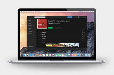 spotify requirements mac