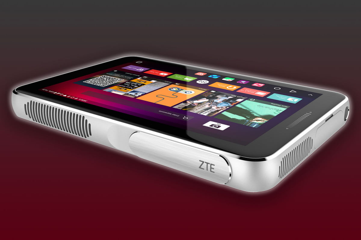 ZTE Spro Plus Official