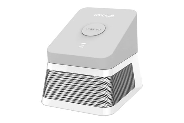 get stackeds new audio solutions and rid of all your wires for the iphone stacked dock 1