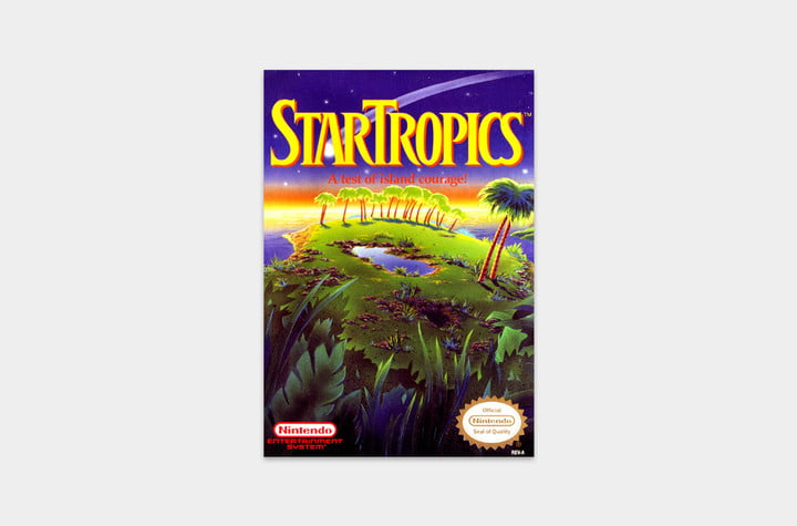 best nes games ever startropic cover