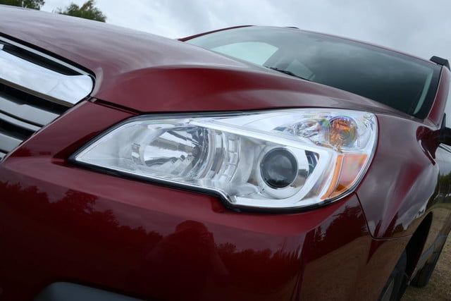 2013 subaru outback front right headlight