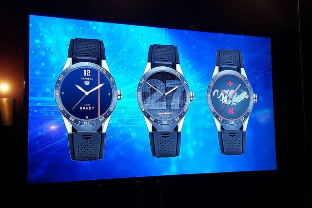 TAG Heuer Watch Faces