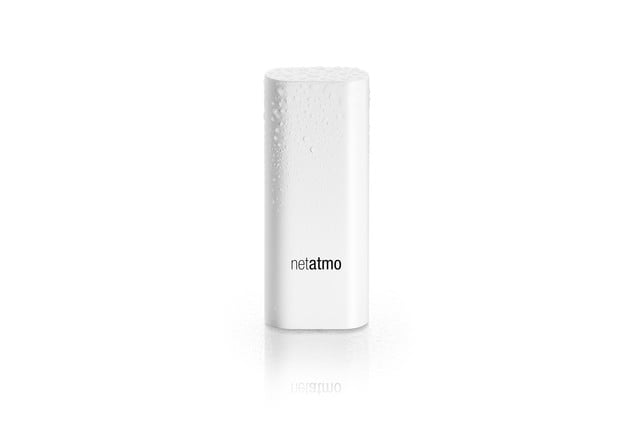 netatmos welcome camera recognizes your familys faces tag front water drops web
