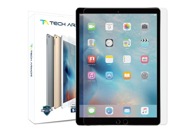 best iPad Pro accessories Tech Armor Screen Protector