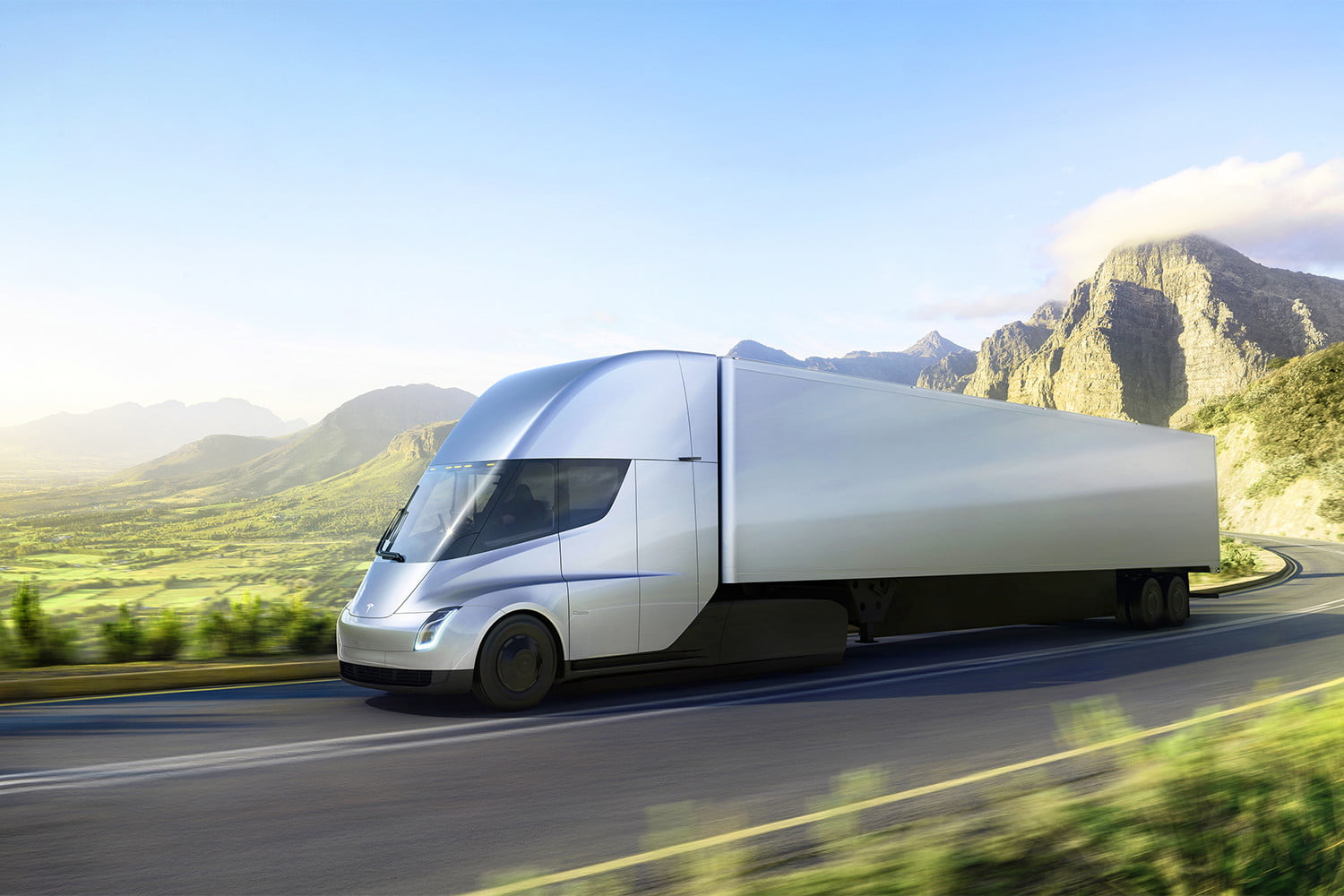 Image result for tesla truck