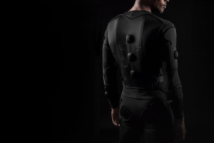 teslasuit full body haptic feedback ces 2018 13