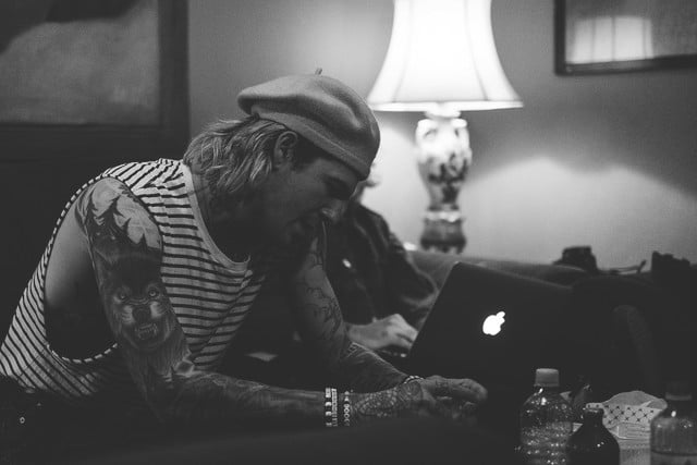 the neighbourhood interview wiped out portland crystal ballroom 9