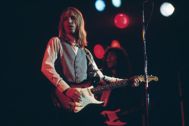 Tom Petty young vintage