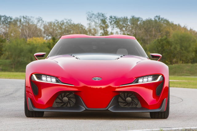 calling conservative toyotas striking ft 1 concept coming life toyota f1 019