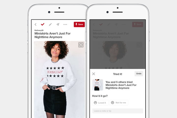 pinterest check tips try style
