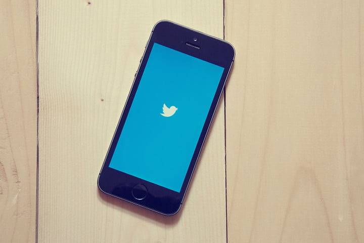 how to change your twitter name phone photo