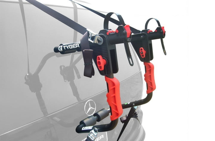Tyger bike rack
