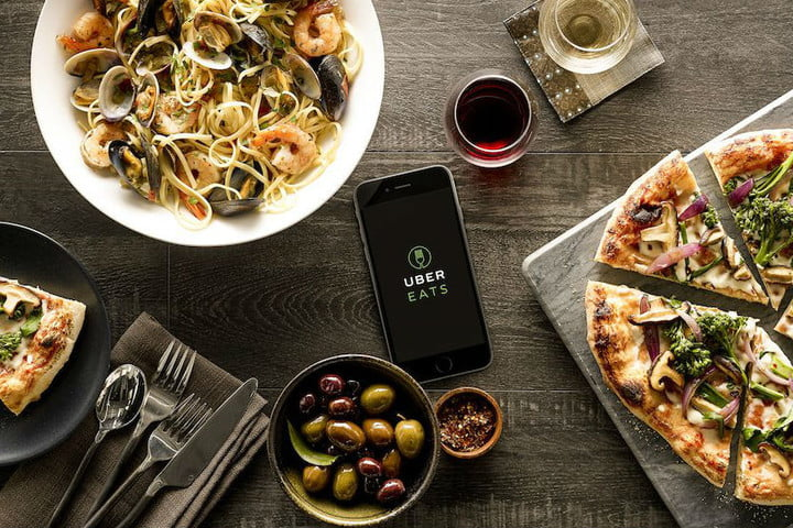 Uber Eats Acquires Ando The Delivery Only Restaurant From David