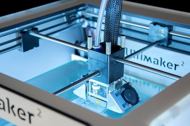 Ultimaker 2 axis