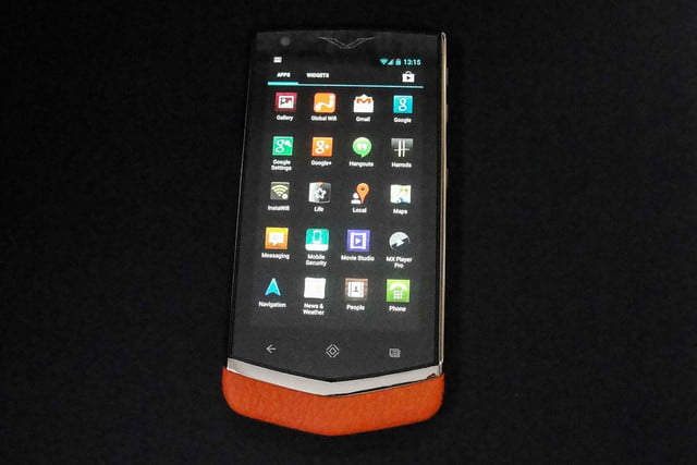 vertu constellation review front android apps