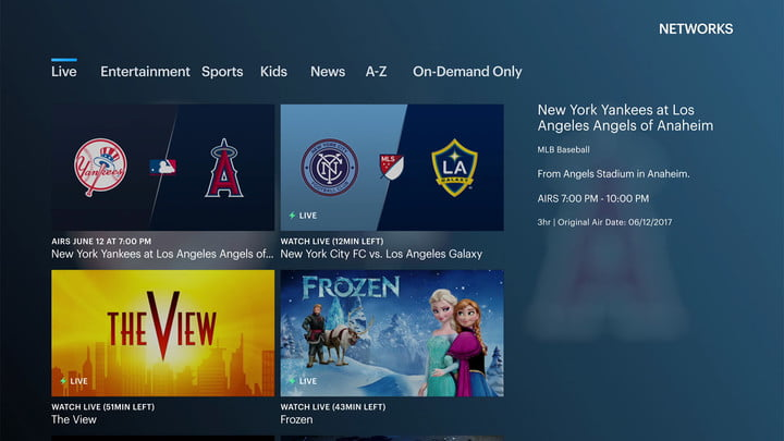 Best streaming service to replace cable
