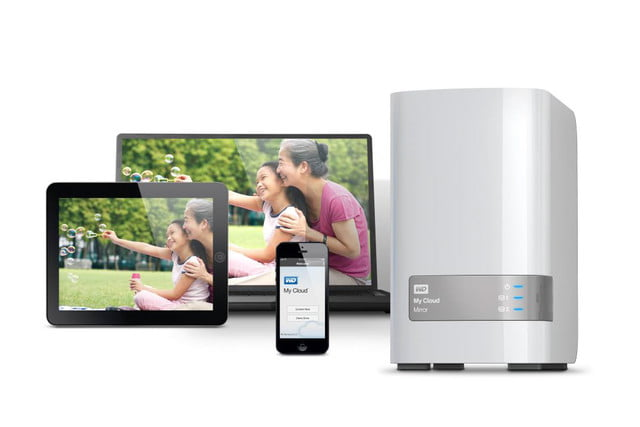 western digital makes big changes to my cloud os and mirror wd 16