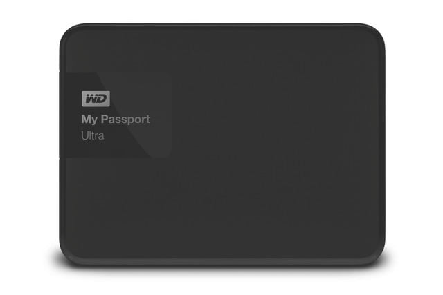 western digital raises portable my passport drive capacity to 3tb adds new colors wd mypassport ultra classic black may2015 2