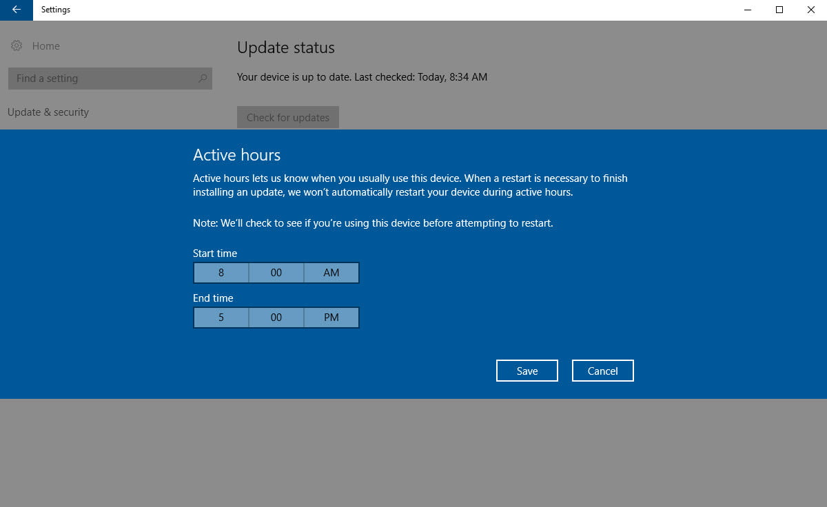 How to fix windows update in windows 10 digital trends for Windows update
