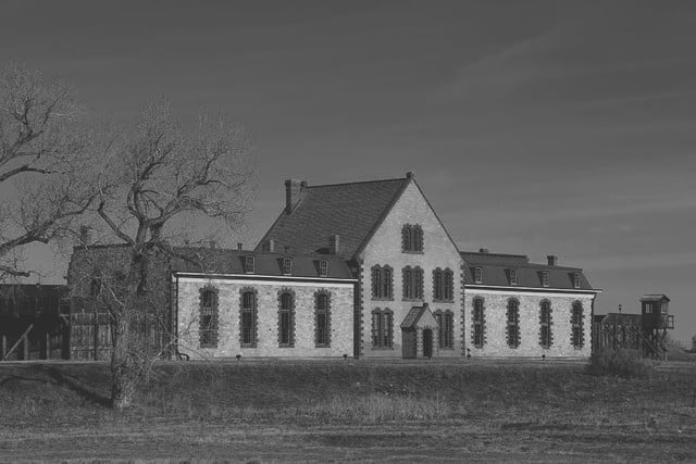haunted houses places in america wyoming territorial penitentiary 0035