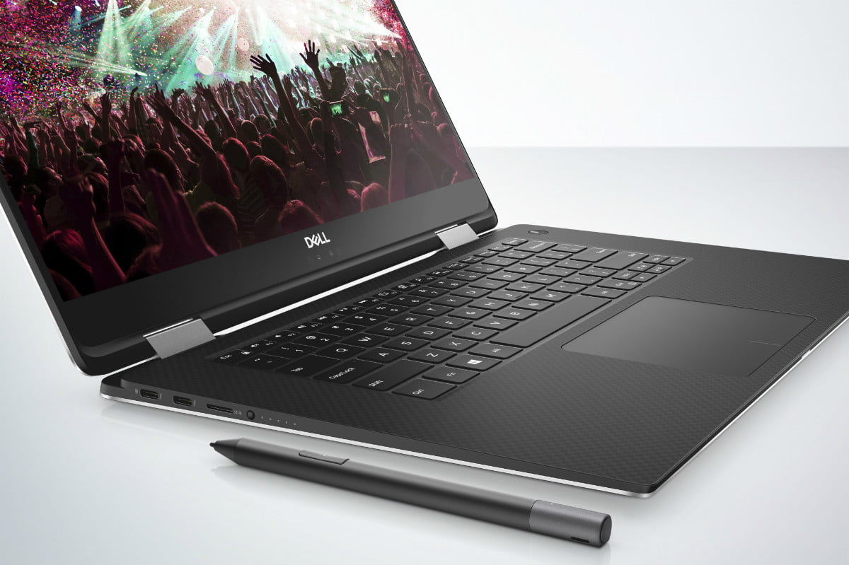 Hp Spectre X360 15 Vs Dell Xps 2 In 1 Big And Bold Convertibles 13 Ae519tu Also Moved The Touchpad Slightly To Left Make It Fit More Comfortably Underneath Keyboard We Hope That Uses Microsoft Precision