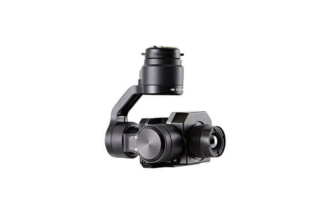 drone giant dji targets industry with specialist thermal imaging camera zenmuse xt flir 7