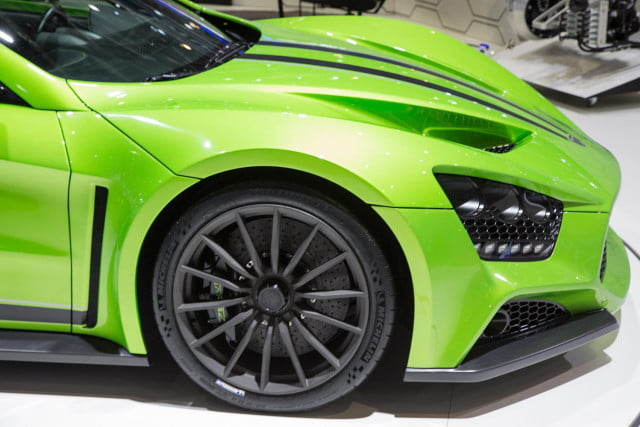 Danish Zenvo Supercar Might Be Impossible To Drive But It S