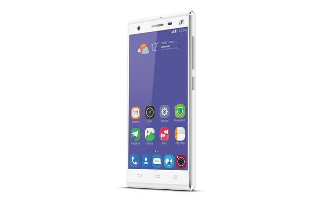 zte star 2 voice control news front angled press image