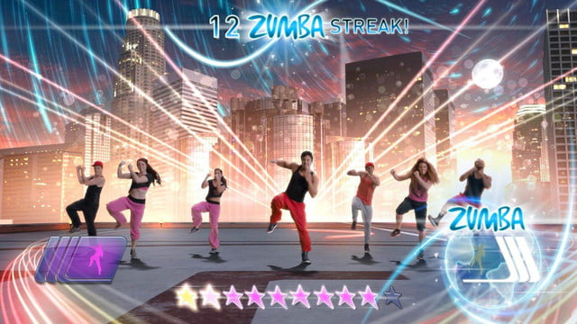 a visual guide to all the xbox one launch titles zumba fitness world party